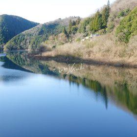 旭川湖上流