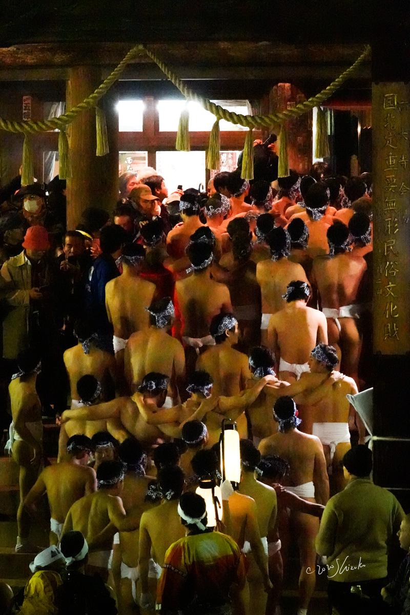 西大寺はだか祭り