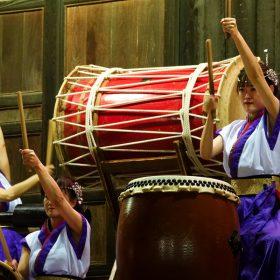 西大寺会陽太鼓